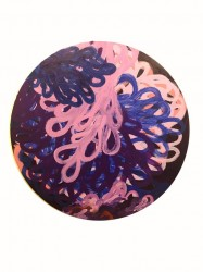 Tim McFarlane-Counter Currents II (Purple)