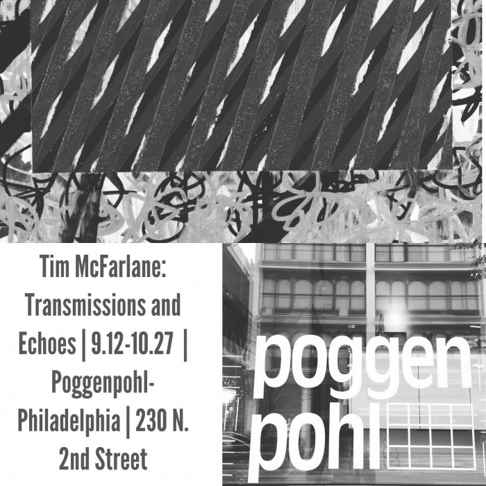 Tim McFarlane: Transmissions and Echoes