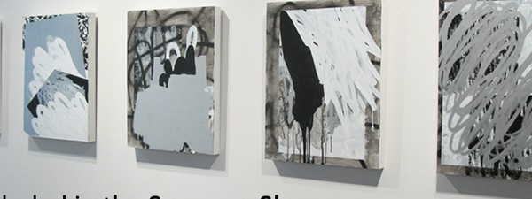 Digital postcard for Summer Show at Bridgette Mayer Gallery